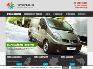 InterBus – busy z Poznania do Holandii